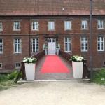 Schloss Gastronomie Herten - Brücke & Terrasse