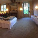 Barocksaal für Hochzeiten im Schloss Herten