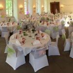 Großer Festsaal für Hochzeiten im Ruhrgebiet - Schloss Gastronomie Ruhrgebiet