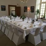 Schloss Gastronomie Herten - Restaurant Bereich II