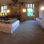 Schloss Gastronomie Barocksaal