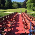 Outdoor Trauung - Schloss Herten