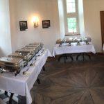 Schloss Gastronomie Herten - Kaminzimmer