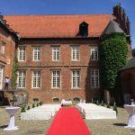 Schloss Gastronomie Herten - Outdoortrauungen