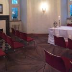 Kaminzimmer - Schloss Gastronomie Herten