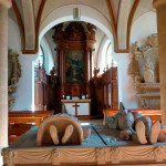 Die Schlosskapelle des Schloss Herten